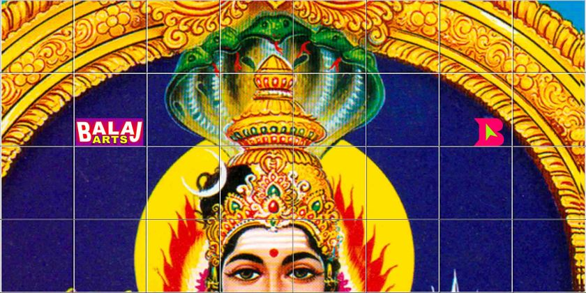 Led Drawing Balajarts Balaj Arts Kanchipuram