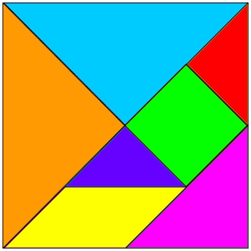 Tangram-Shapes